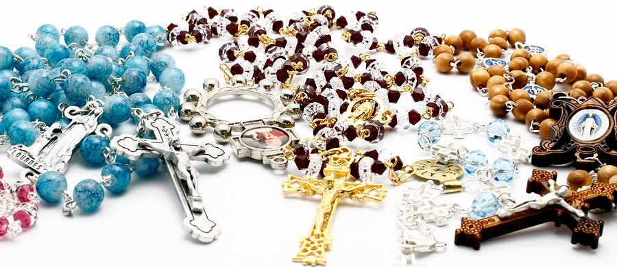 Rosary Beads and Rosary Bracelets