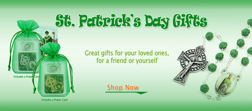 St. Patrick's Day Gifts | Rosary Mart.com
