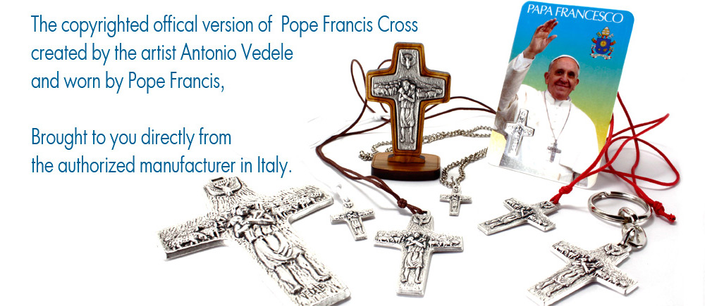 Pope Francis Pectoral Gifts