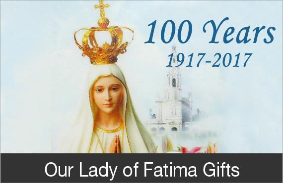 Fatima 100 Anniversary Gifts