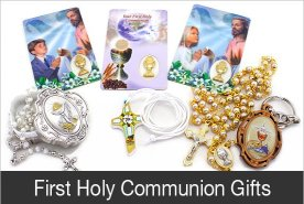 Catholic First Holy Communion Gifts