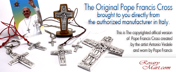 Pope Francis Pectoral Cross