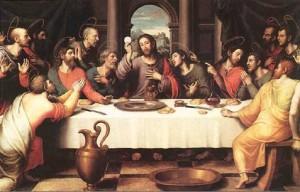 Holy Thursady Rosary Mart.com