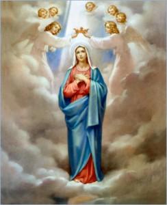 Salve Regina Holy Queen Rosary Mart.com