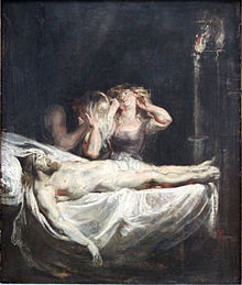 Peter Paul Rubens, The Lamentation Over the Dead Christ | Rosary Mart