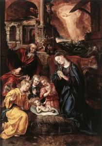 Marten_de_vos_Nativity | Rosary Mart